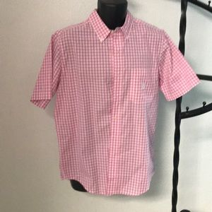 Like New Pink Chaps Button Up (S)